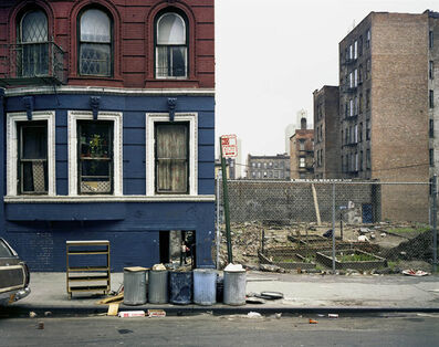 Brian Rose, 'East 7th Street', 1980