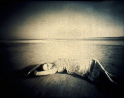 Diana H. Bloomfield, 'Girl on Beach', 2016