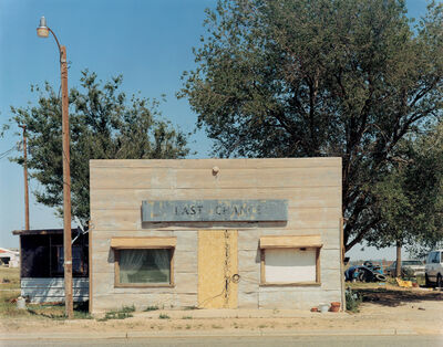 Peter Brown, 'Cotton Center, Texas', 2003