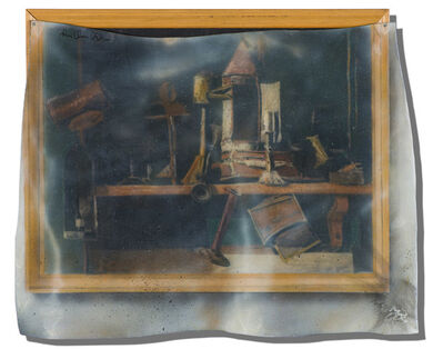 John Clem Clarke, 'Lamps of Other Days', 1981