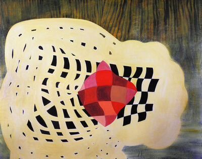 Thomas Nozkowski, 'Untitled (8-53)', 2003