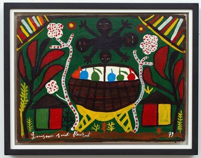 Louisiane Saint-Fleurant, 'Untitled (Loas)', 1979