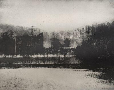 Norman Ackroyd, 'Morning Picture, Wardour Castle', 1999
