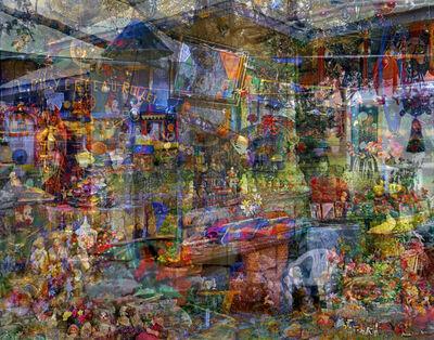 Arnold Zageris, ' Philip's World', 2013