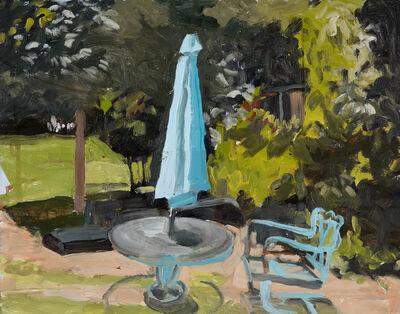 Peter Ligon, 'Blue Umbrella', 2019