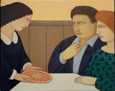 Andrew Stevovich, 'Pizza Umberto', 1989