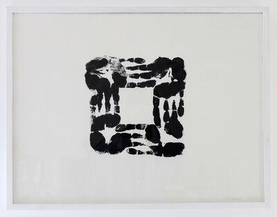 François Morellet, 'Figure hative n°4', 1986