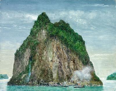 Chester Arnold, 'Island Quarry', 2019