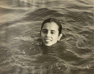 Hans Breder, 'Ana Mendieta', 1973