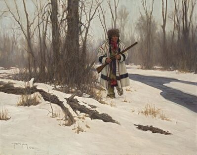 Robert Duncan, 'Hunting the River Bottoms', 2020