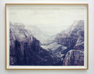 Adam Jeppesen, 'US - Zion Canyon', 2014