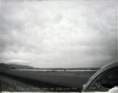 Mark Klett, 'Storm Clouds Over Eastern Idaho Near Craters of the Moon', 1980