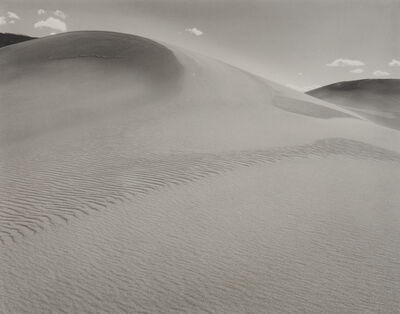 Laura Gilpin, 'Sand Dunes', 1930s