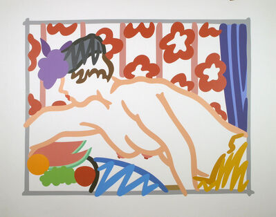 Tom Wesselmann, 'Judy Reaching Over the Table', ca. 1997