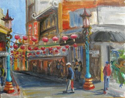 Anita Arellano, 'Chinatown', 2016