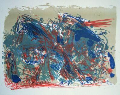 Asger Jorn, 'L'oubli', 1960-1961