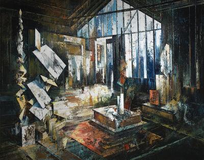 John Monks, 'Atelier', 2019