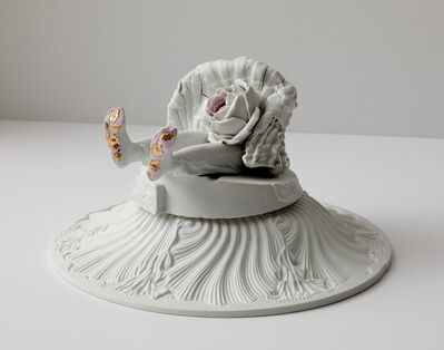 Arlene Shechet, 'Dancing Girl with Two Right Feet (detail)', 2012