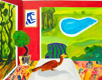 Jeremy Ramsey, 'Musing with Matisse', 2016