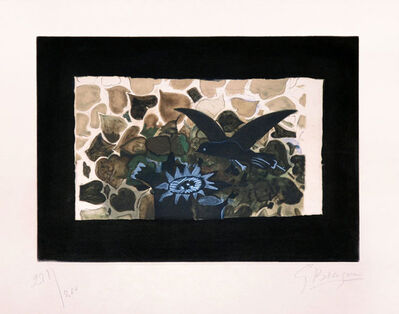 Georges Braque, 'Le nid vert (The Green Nest)', 1950