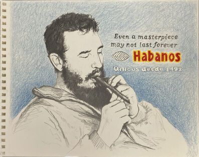 Jose Toirac, 'Habanos', 2012