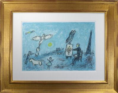 Marc Chagall, 'Le Peintre et son Double (The Painter and his Double), M 992', 1981