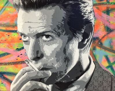 Lukas Avalon, 'David Bowie', 2016