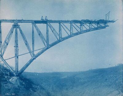 Unknown Photographer, 'Construction of the Viaur Viaduct, near Aveyron, France'