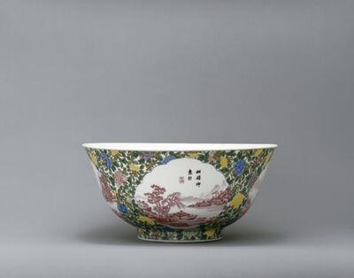 'Guyuexuan type bowl', Early 18th century