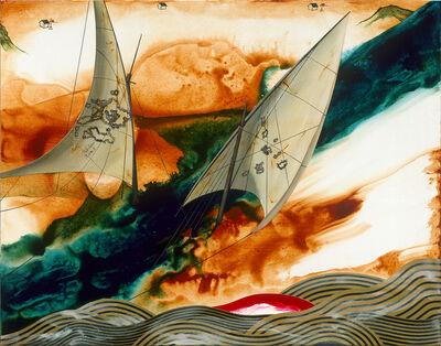 Chou Tai-Chun, 'The Crevice in a Wave', 2019