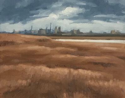 Katie Weiss, 'Red Meadowlands', 2018