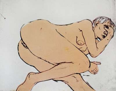 Jim Peters, 'Pink Reclining', 2003