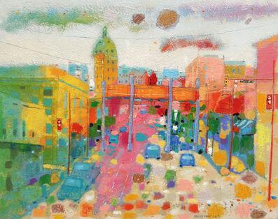 Hashim Hannoon, 'City Life'