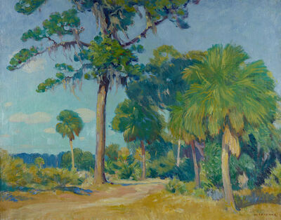 William Chadwick, 'Florida Scene'