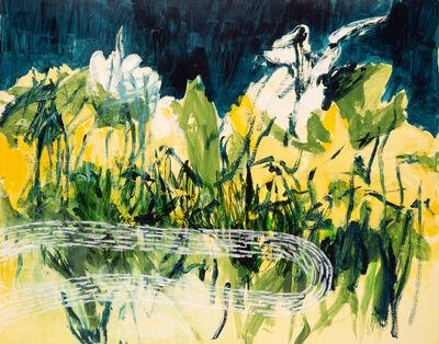 Hans Sieverding, 'Waldrand 1', 2010