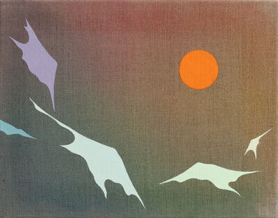 Eske Kath, 'Close Your Eyes, Face the Sun and Imagine Mountain Tops', 2018