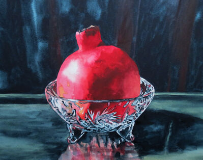 Andrew Henderson, 'Crystal Pomegranate', 2018