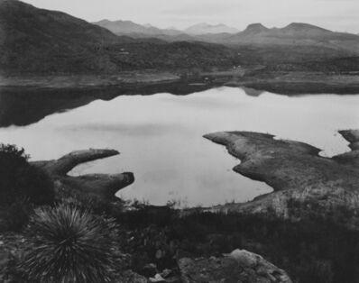 Edward Weston, 'San Carlos Lake, Arizona', 1938