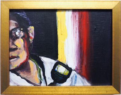 Yassine Balbzioui, 'half sight', 2018