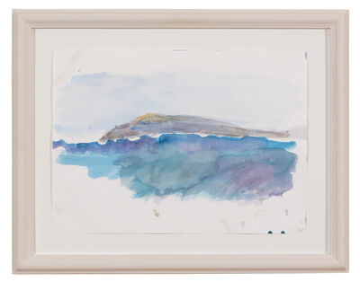 Per Kirkeby, 'Untitled (Greenland)', 1995