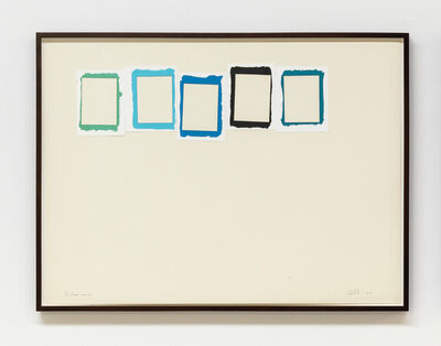 Cabrita, 'Coloured window #1', 2016