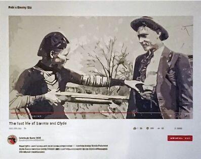 Joeggu Hossmann, 'Bonnie and Clyde', 2019