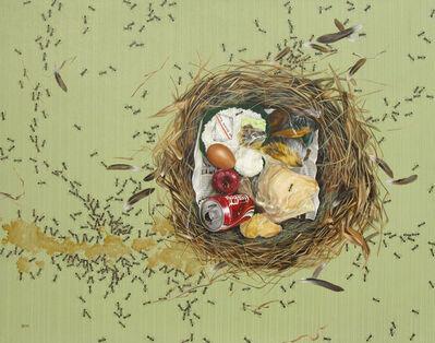 Mulyo Gunarso, 'Irony in the Nest ', 2008