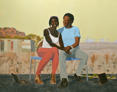 Kimathi Donkor, 'For Moses had married an Ethiopian woman (Numbers 12:1) ', 2015