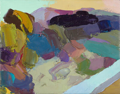 Rick Fox, 'Ascoli Sun', 2014