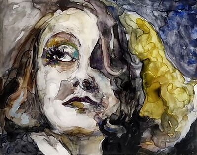"""Patty Rooney, '""""Life would be so wonderful if we only knew what to do with it."""" -- Greta Garbo', 2017"""