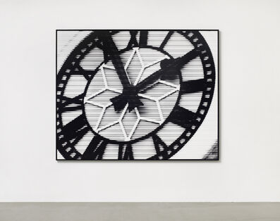 Bettina Pousttchi, 'Hongkong Time', 2011