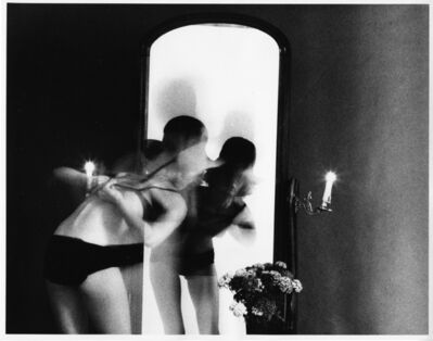 Sam Haskins, 'Kate Dressing In Front of Mirror', 1963