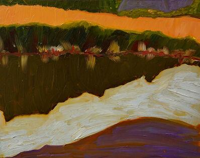 Yvonne Troxell Lamothe, 'Water's Edge', 2020