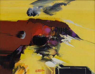 Alejandro Obregón, 'Volcán y Alcatraz', 1979